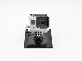 Câmera Go Pro Hero 3 Cheia De Acessórios