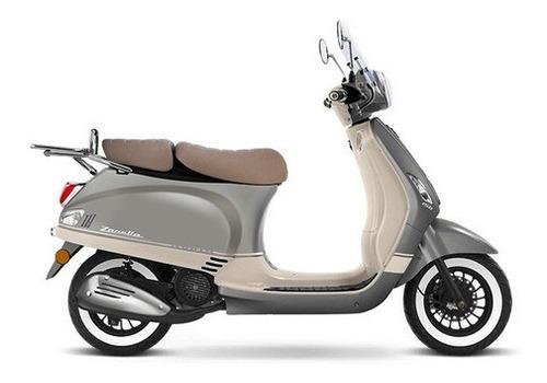 Zanella Exclusive Edizione 150 Motozuni Moreno
