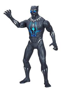 Black Panther Hero Figura Con Luz Y Sonido E08705730