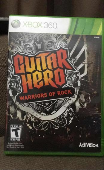 Jogo Guitar Hero Xbox 360