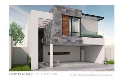 Casa De 2 Plantas, 3 Recamaras En Alto Lago Mod Luz