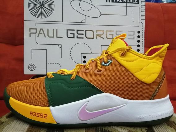 Tenis De Basquetbol Nike Paul George 3 All-star .