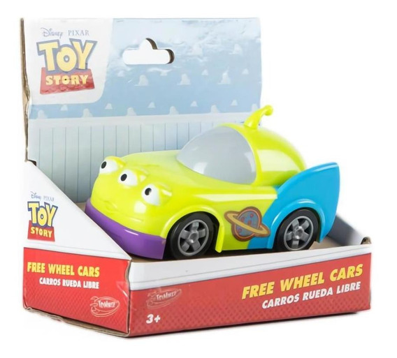 Juguete Autos Autitos Vehiculos A Friccion Toy Story Disney