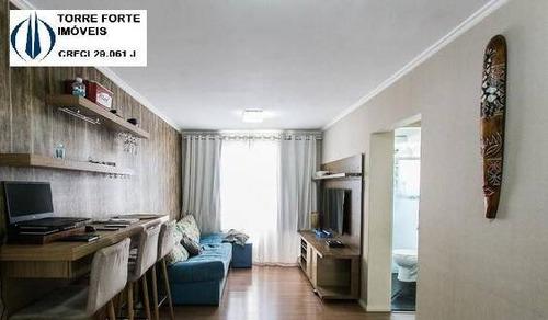 Imagem 1 de 12 de Apartamento Com 2 Dormitórios Na Vila Ema - 2274