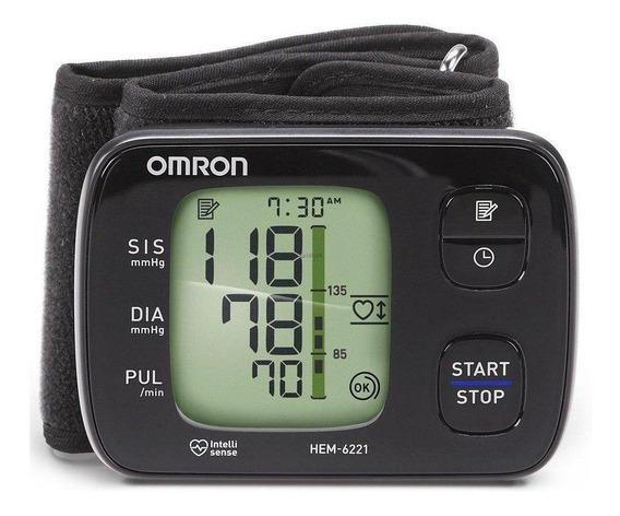 Medidor de pressão arterial Omron HEM-6221