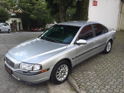 Volvo S80 2.8 T6 Blindado 2001 R$ 14.499,99
