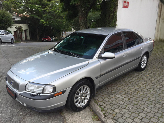 Volvo S80 2.8 T6 Blindado 2001 R$ 18.899,99