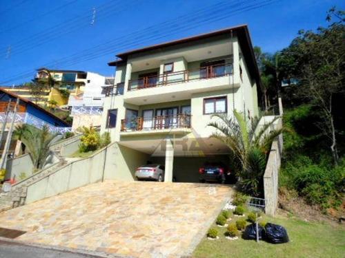 Sobrado Residencial À Venda, Condomínio Hills Iii, Arujá - So0179. - So0011