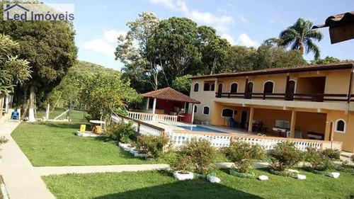 Chácara Com 4 Dorms, Verava, Ibiúna - R$ 690 Mil, Cod: 343 - V343