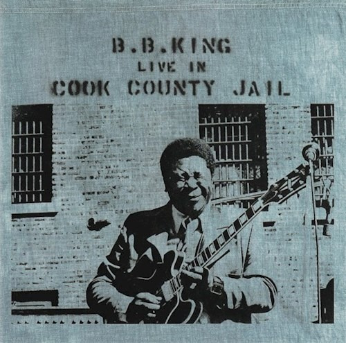 Live In Cook County Jail - King B B (cd)
