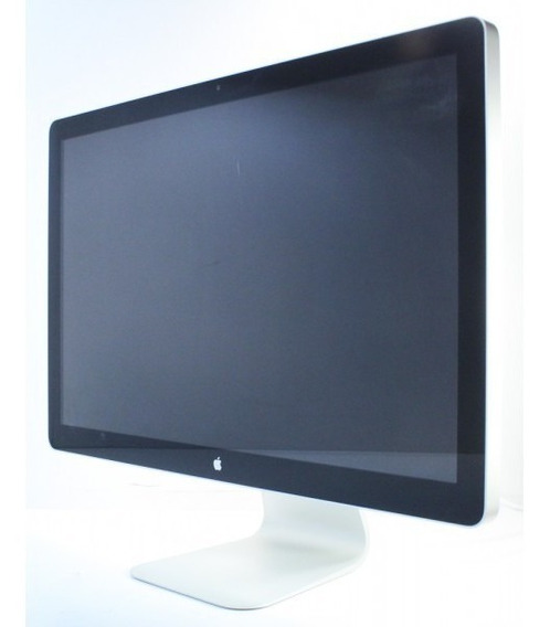 Monitor Apple Cinema Display Led 24 Pol Mb382ll/a A1267