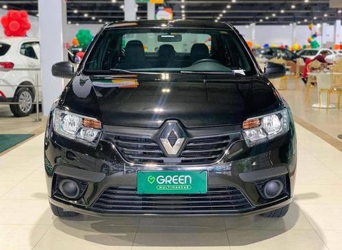 Imagem 1 de 4 de Renault Logan Life 1.0