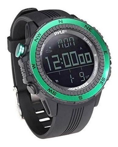 Reloj De Pulsera Deportivo Multifuncion Digital - Ajuste Int