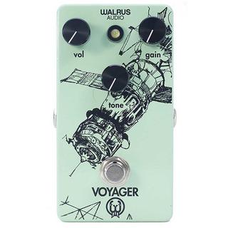 Walrus Audio Voyager Pedal De Overdrive Para Guitarra