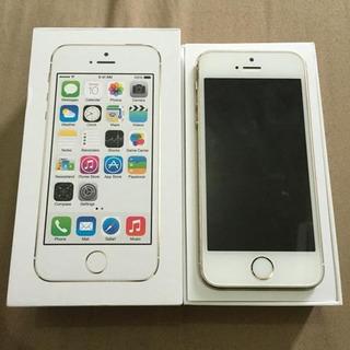 iPhone 5s Prata Semi-novo