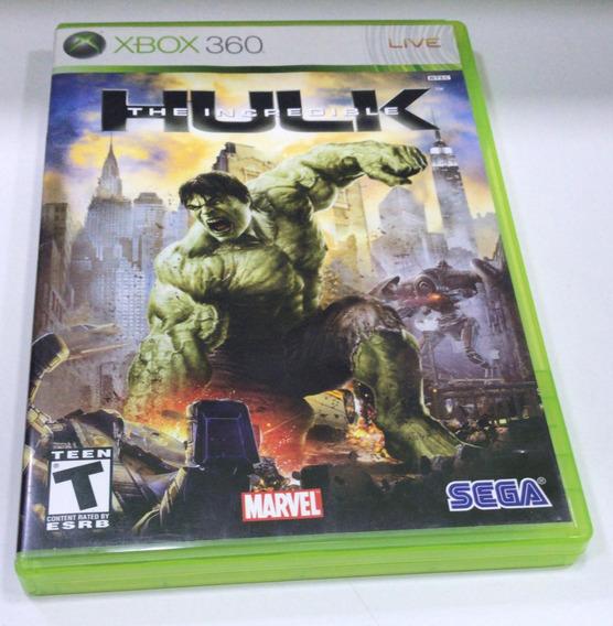 The Incredible Hulk Xbox 360 Jogo Raro Usado