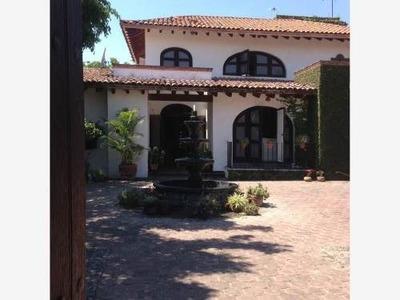 Hermosa Casa En Lomas De Cocoyoc
