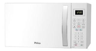 Microondas Philco Pmo26b, 26l, 1400w, Branco - 220v