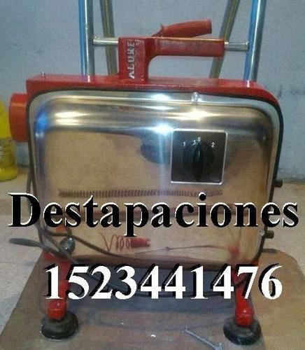 Destapacion De Baños Cocinas En Churruca