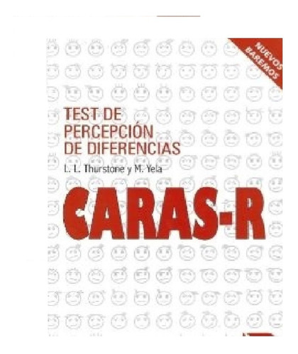 Test Caras R