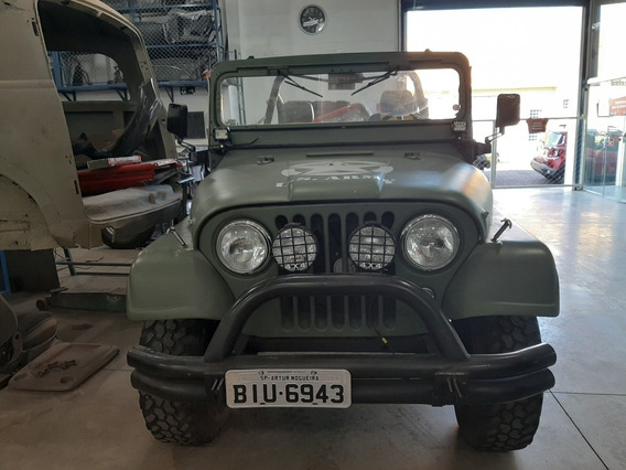 Jeep Willys/ford 1962