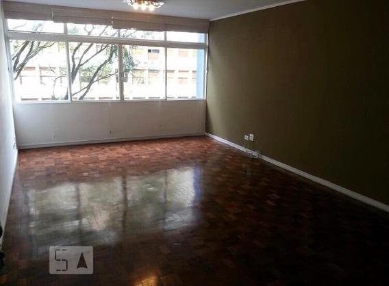 Apartamento Para Aluguel - Higienópolis, 2 Quartos, 130 - 893072112