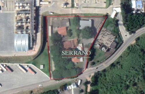 Área À Venda, 7403 M² Por R$ 7.900.000,00 - Estiva - Louveira/sp - Ar0009