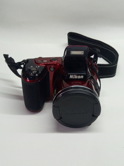 Câmera Nikon L810 Coolpix