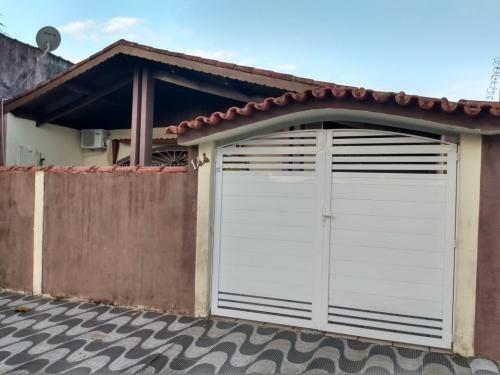 Casa Lado Praia Com 3 Dormitórios Em Itanhaém/sp 6398-pc
