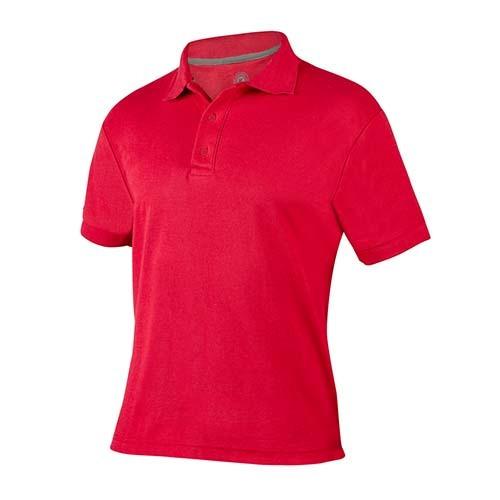 Playera Polo Lutry Rojo Extra Grande Para Imagen O Logo