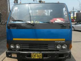 Camion Grua Hyundai