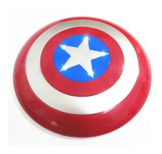Escudo Capitan America,, Luz Y Sonido Juguete