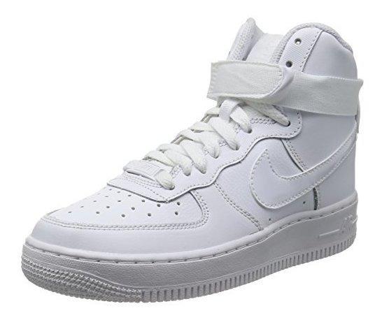 Nike - Tenis De Baloncesto Juvenil Fuerza Aerea 1 Altos