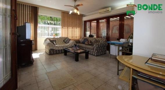 Linda Casa Na Ponta Da Praia Para Venda E Locação - 394