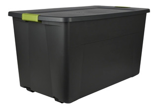 Caja Organizadora Jumbo 170 Litros Con Ruedas