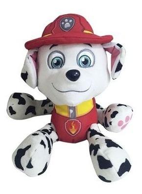 Pelúcia 20cm Patrulha Canina Marshall Sunny Brinquedos 1321