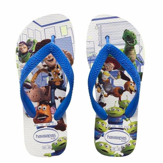 Zonazero Havaianas Ojotas Kids Toy Story Niños Originales