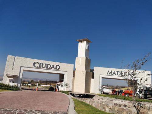 Imagen 1 de 10 de Terreno En Venta, Ciudad Maderas Sur