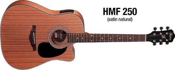 Violão Hofma Aço Hmf250 Stnt Satin Natural - Vl0177