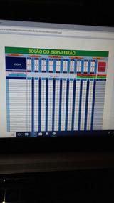 Planilha Excel Para Bolao Do Campeonato Brasileiro