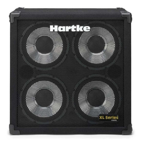 Caixa Amplificada Hartke Para Baixo 410 Xl 400w + Nf