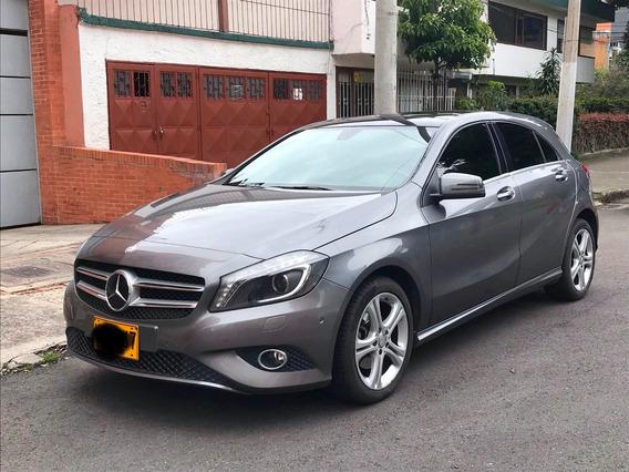 Mercedes-benz Clase A 1.6 Turbo 2015 F.e. Llantas Nuevas
