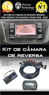 Camara De Reversa Original Para Volkswagen Tiguan 2018-2020