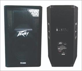 Caixa De Som Peavey Pv 1150 - 400 Watts