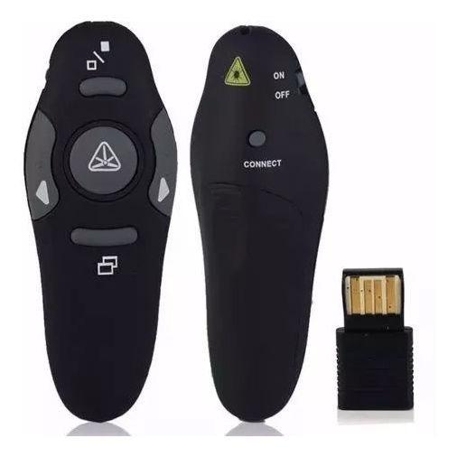 Caneta Laser Datashow Pc Controle Sem Fio Power Point Slide