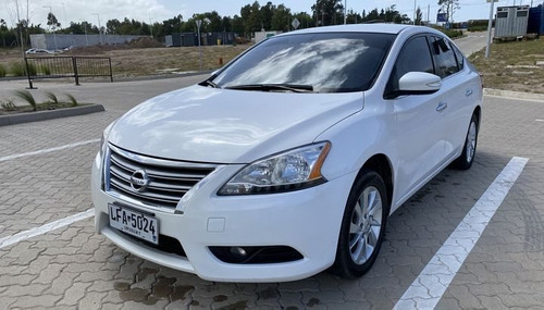 Nissan Sentra Advance Cvt 1.8 2014