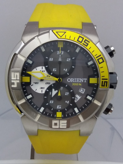 Relógio Orient Seatech Titanium Mbttc003 P1yx (completo!)