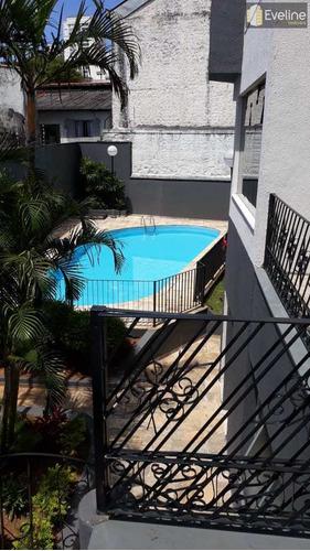 Apartamento Com 3 Dorms, Centro, Mogi Das Cruzes - R$ 400 Mil, Cod: 1819 - V1819