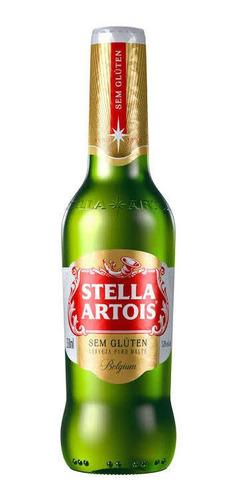 Imagem 1 de 1 de  Cerveja Stella Artois Sem Glúten 330ml