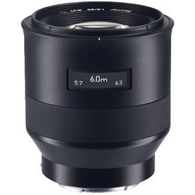 Objetiva Zeiss Batis 85mm F/1.8 E-mount - Usada
